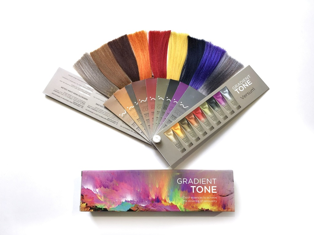 Carta De Color Gradient Tone