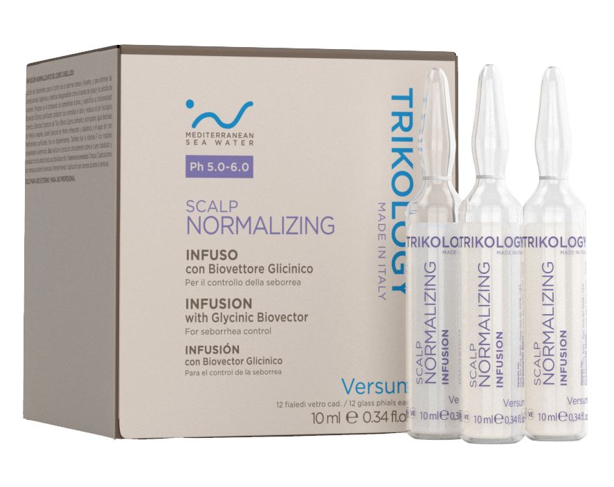 Scalp Normalizing Infusion 10mlx12